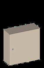Cassette metalliche per quadri elettrici