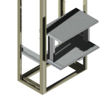 Double shelf instrument kit