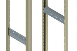 Reinforcing uprights bracket kit