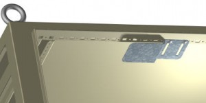 Micron support bracket