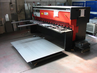 Amada machinery