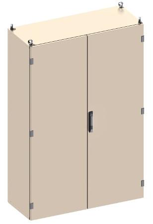 C.R.A. 1000 Freestanding Enclosures