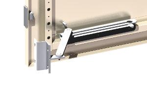 120 degree door lock kit
