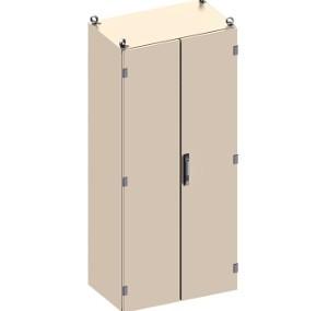 C.R.A. COMPACT CABINET DOUBLE DOOR