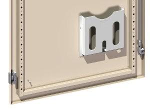 PVC Adhesive document pocket